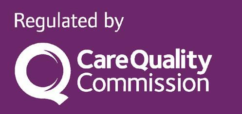 CQC Regulated Logo